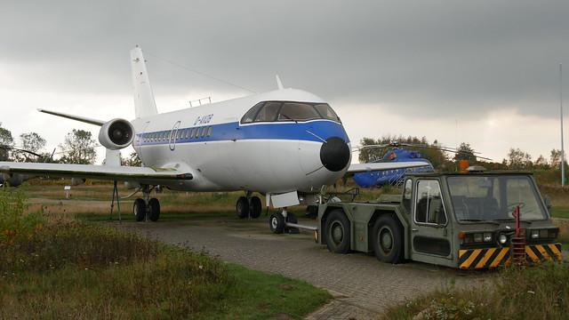 VFW614 abgeschleppt