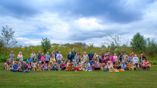 2015 Rescue Romp Group Photo