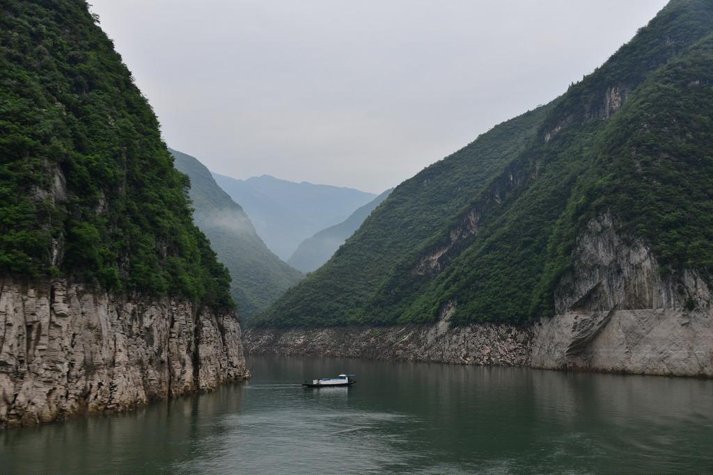 長江三峽。圖片來源:Roger Chi(CC BY-ND 2.0)。
