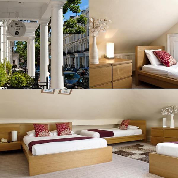 Rushmore, un precioso alojamiento en Londres en el barrio de Nothing Hill