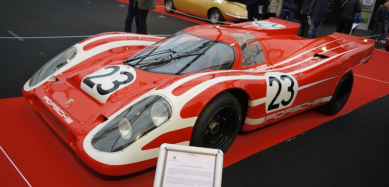 Porsche 917 KH Coupé n°23 / 1970  - Paris Invalides Fev 2017 32351766570_7ee144a17b_c