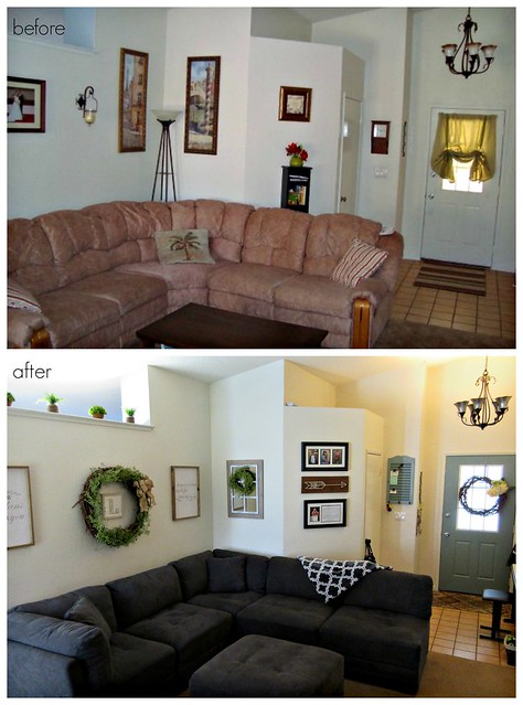 The Heart Of Our Home Is Our Living Room Our New 6