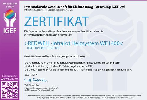 IGEF-Zertifikat-ERE2-DE