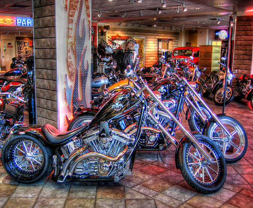 Motorcycle Shop Flickr Photo Sharing
