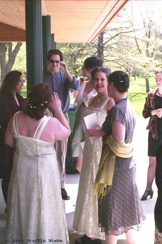 Anne weintraub wedding