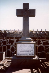 Joseph Barnard's grave, Port Louis, Mauritius | by Helen Morgan