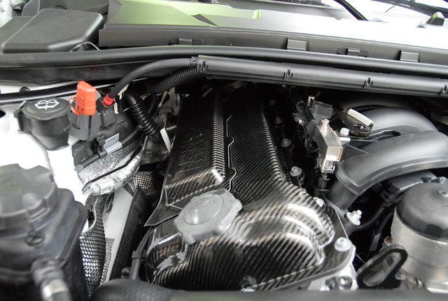 2006 BMW 320si (E90) / Engine | Yoshina | Flickr