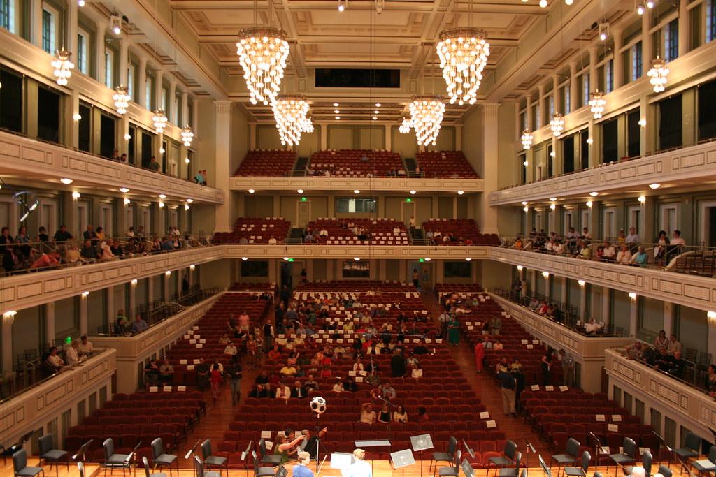 laura turner concert hall schermerhorn symphony center n