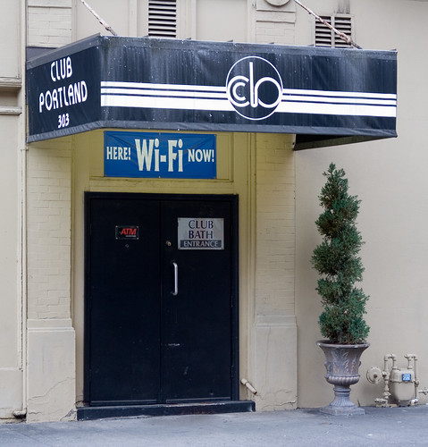 club portland bathhouse