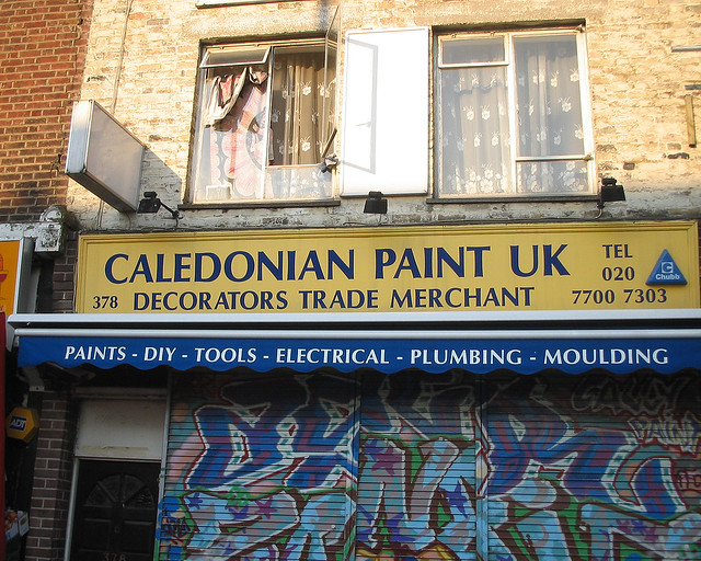Trade Paints Uk Unit  The Glade Business Cdentr