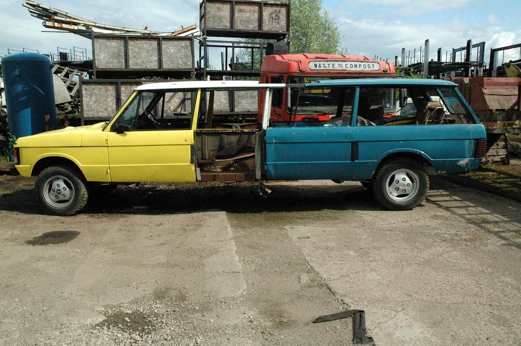New Land Rover Freelander >> Pimp my Range Rover | One off | VictoriaPlum | Flickr