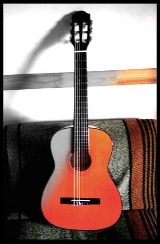 Guitarra de Mica