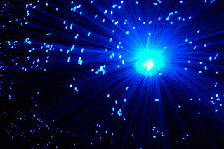 natalie's fiber optic light | by Buzz Click Photography
