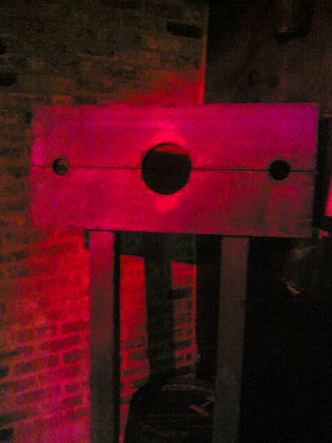 The Pillory - Clink Museum | by Frankie Roberto