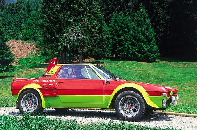 Fiat X1 9 Abarth Prototipo Auto Italia Issue 104
