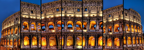 Colosseo Enigmatico | by Stuck in Customs