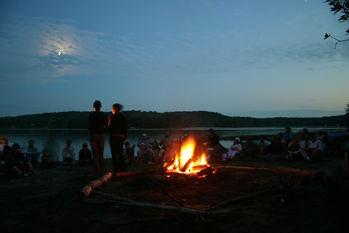 Family Camp Campfire | by Travis Jon Allison