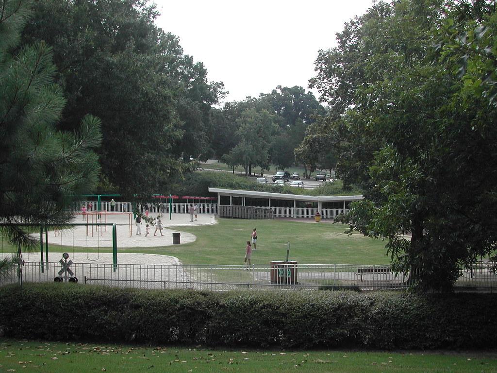 Pullen Park | Looking ...
