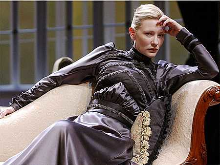 HEDDA GABLER BLANCHETT | Sydney, July 26, 2004. Cate Blanche ... Cate Blanchett