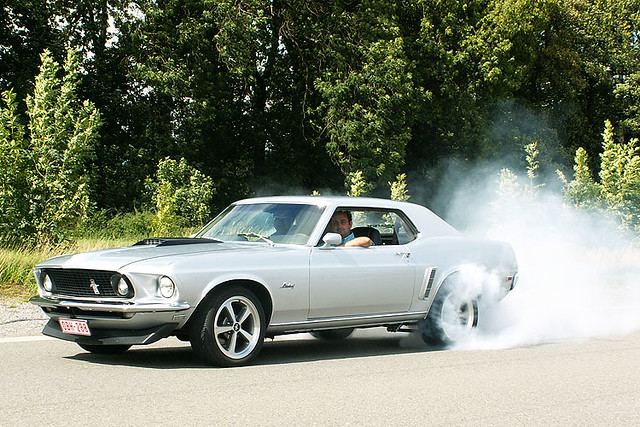 Exxo Stang Mustang Coupe 1969 69 Classic Mustang