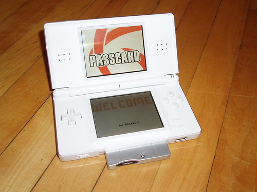 Nintendo DS Hack | by BAMCAT