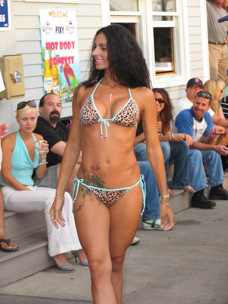 Hot bikini contests
