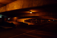 Carpark at night | by I am Martin
