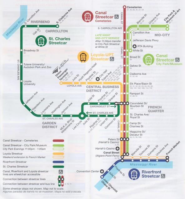 RTA 2015 Map
