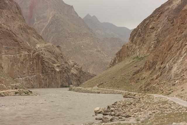 Tadjikistan, Pamir Highway