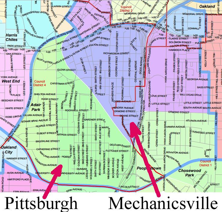 20150827 Mechanicsville And Pittsburgh Atlanta Neighborh