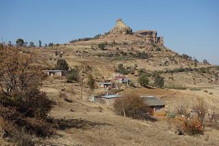 Hlotse, Lesoto