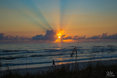 Sunrise from Satellite Beach, Florida | by Michael Seeley