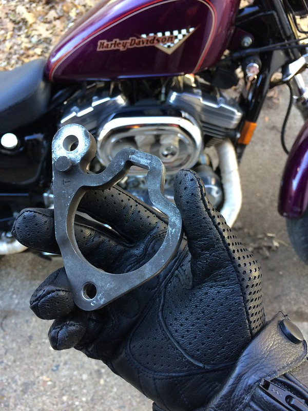 How to stop the front brake pads from rattling - The