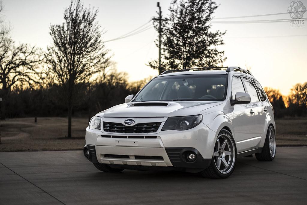 Shansens 2013 Subaru Forester Xt Hidplanet The Official