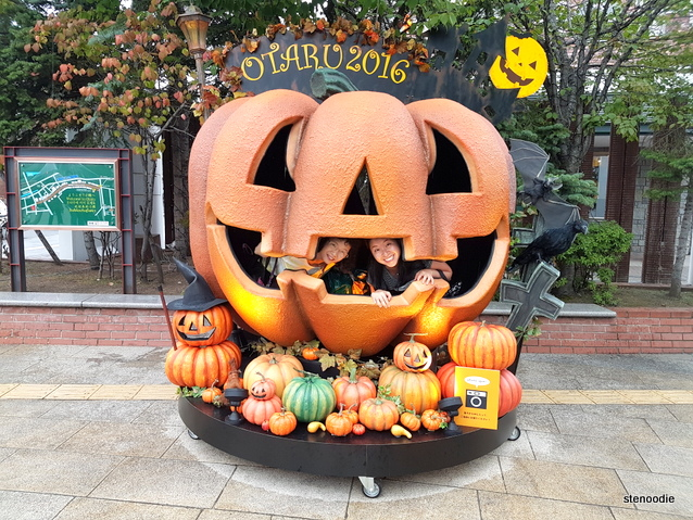 Halloween in Otaru