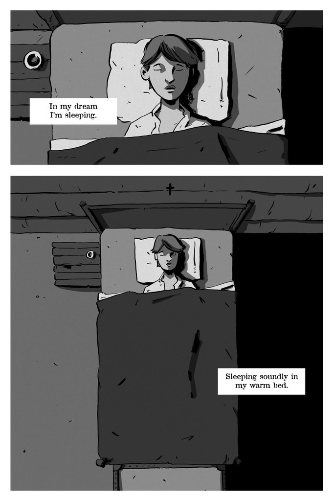 The Awakening - Comic Process