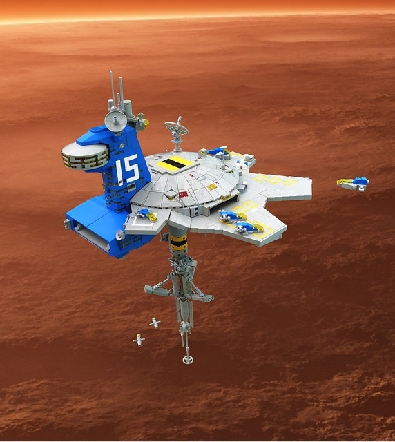 Classic space controler 15