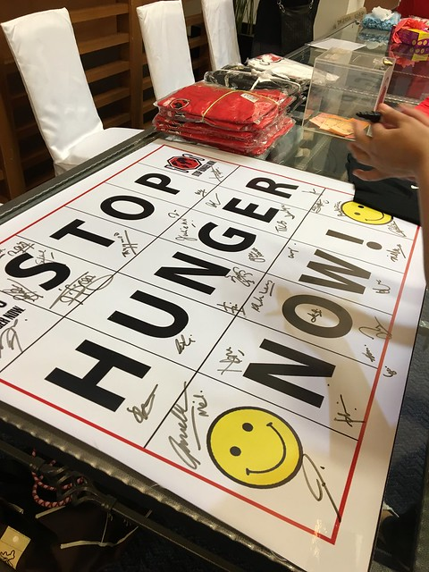 CSR Stop Hunger Now