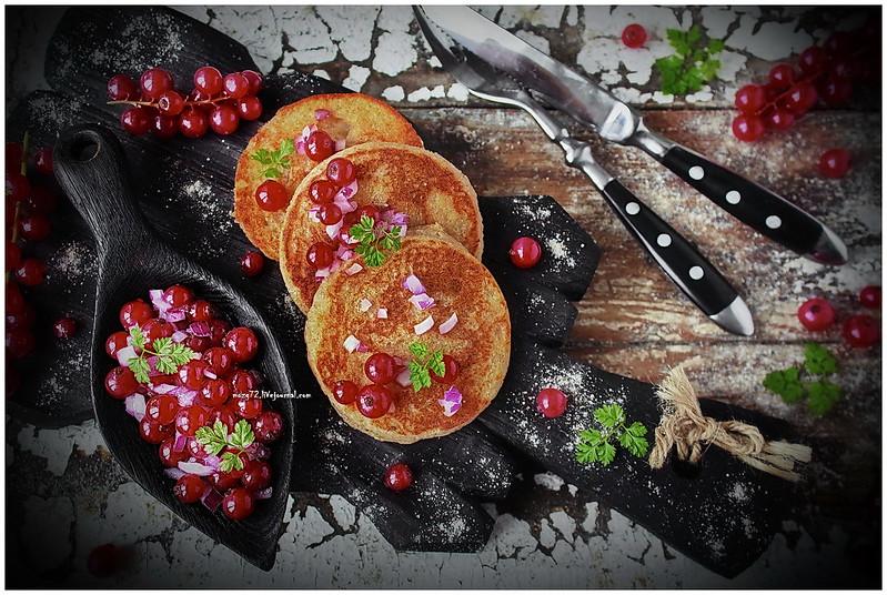 ...hotcake of Adyghe cheese