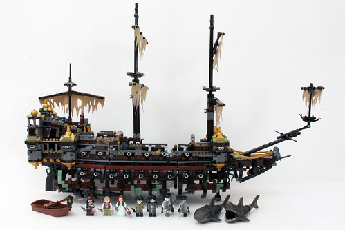 LEGO Pirates of the Caribbean: Dead Men Tell No Tales The Silent Mary (71042)