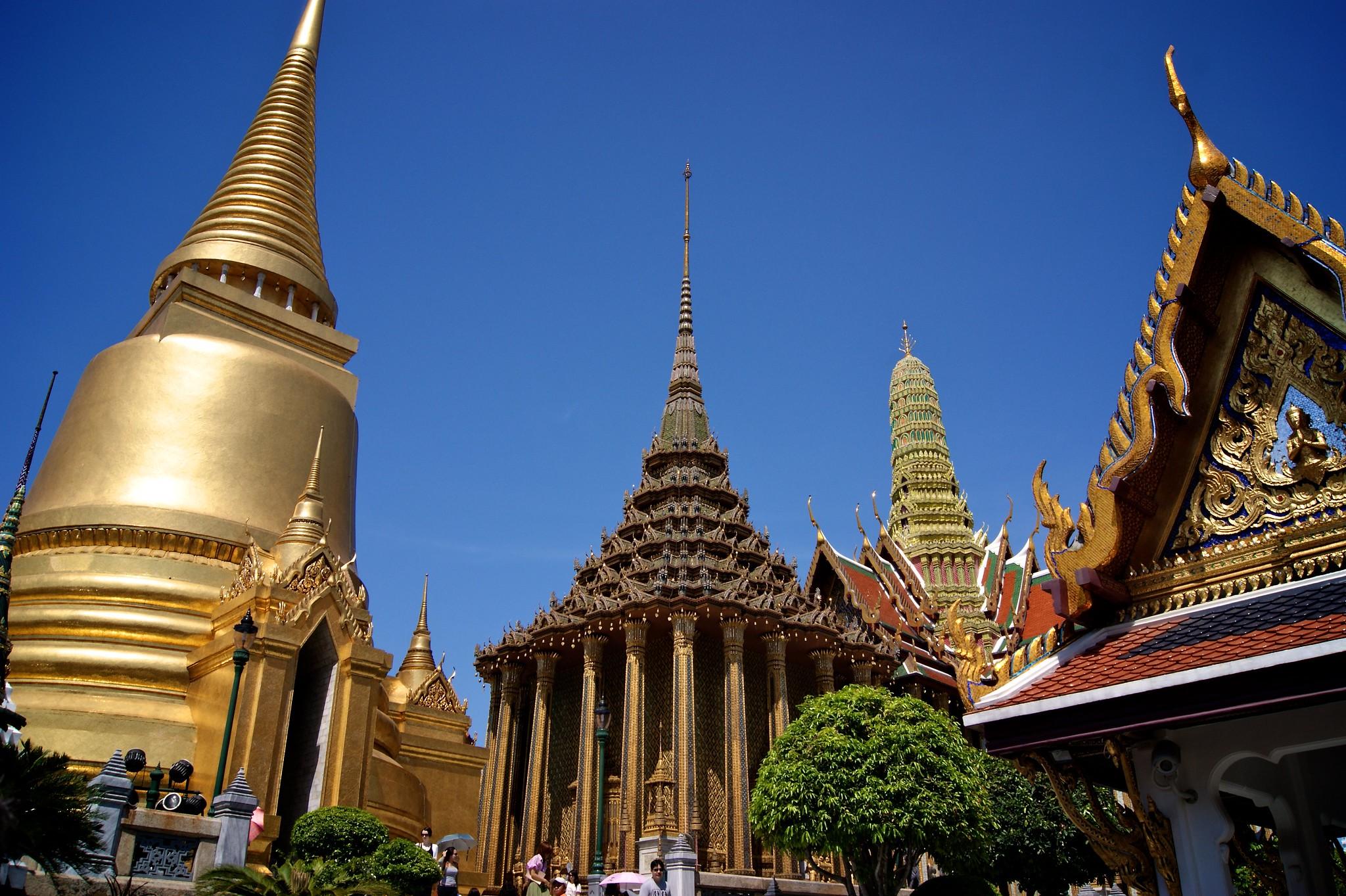 Bangkok by day
