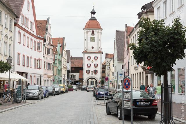 Stadtturm Dillingen