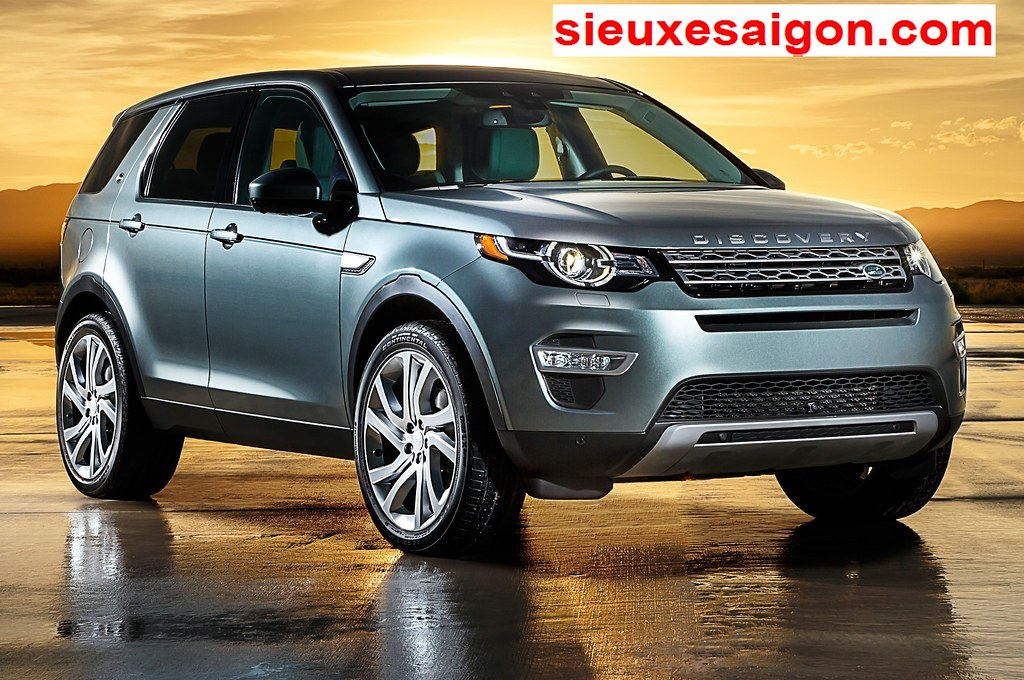 new discovery sport 2016