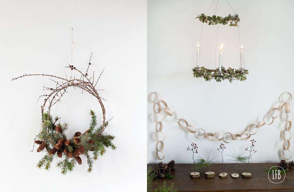 Christmas Decor Inspiration from pinterest - for lovefromberlin.net