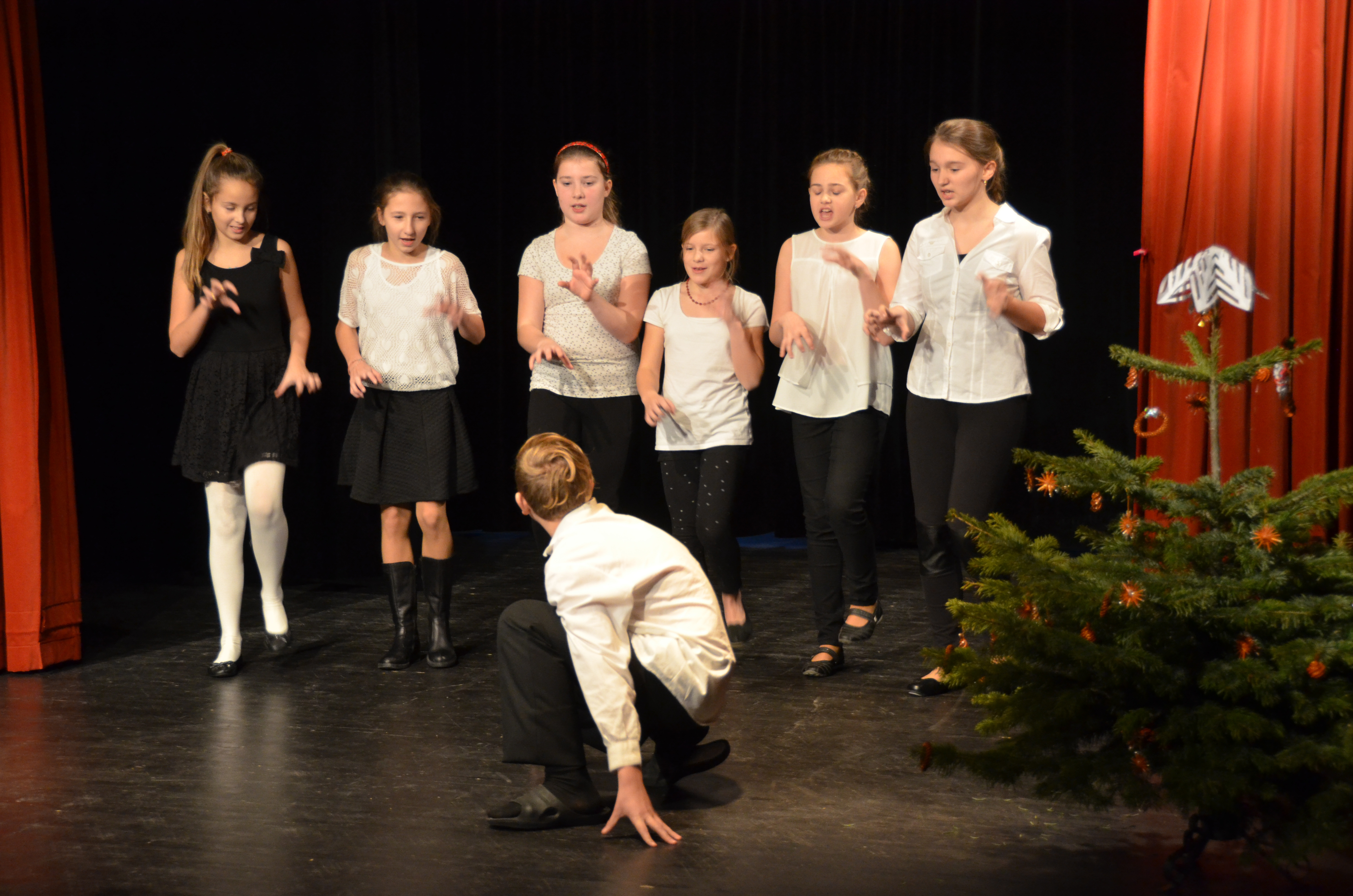 Vánoční představení 2016