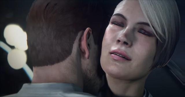 Mass Effect: Andromeda - Romance