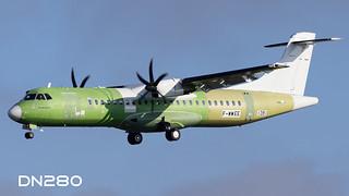 Iran Air ATR 72-600 msn 1391