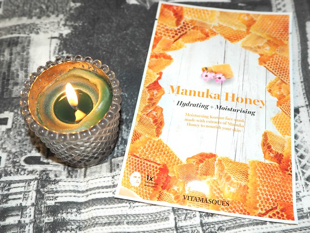 Vitamasques Manuka Honey Mask Review