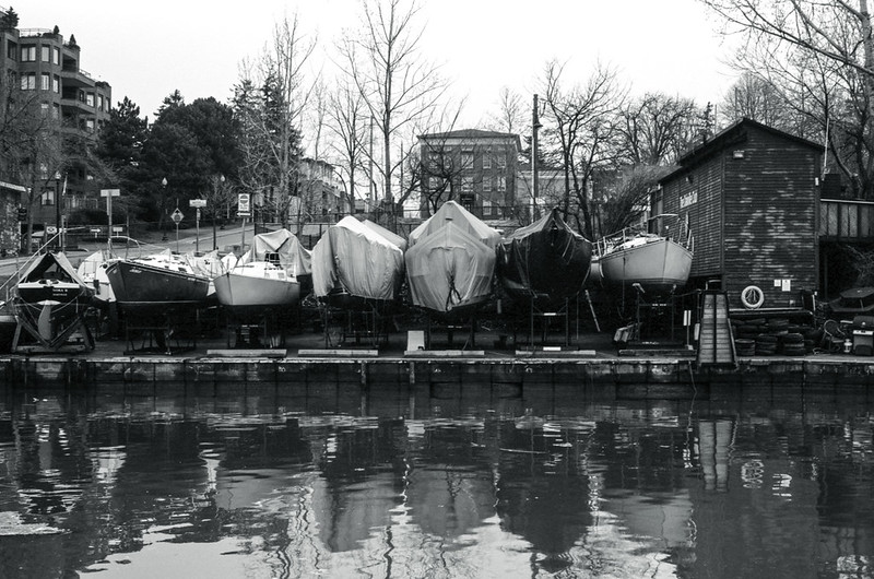 Mothballed Boats_