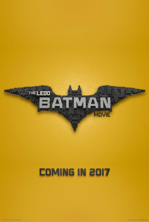 The LEGO Batman Movie - Poster 1